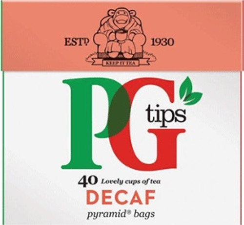 PG Tips Decaf 35's