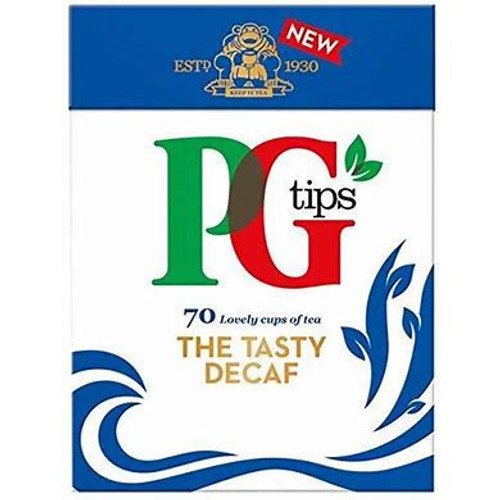 PG Tips Decaf 70's