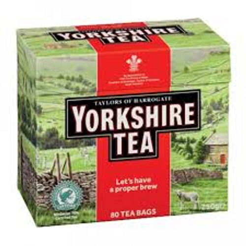 Yorkshire Red 80's
