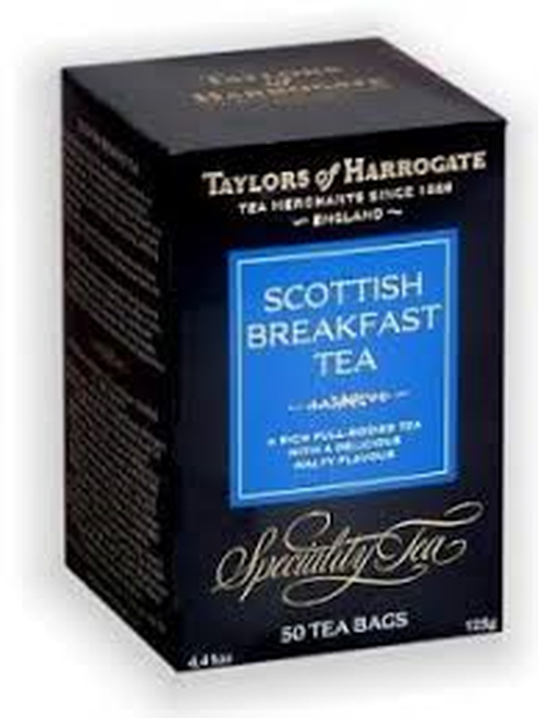 Taylors of Harrigate Scottish Breakfast 50's