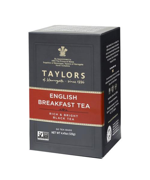 Taylors of Harrogate English Breakfast 50's