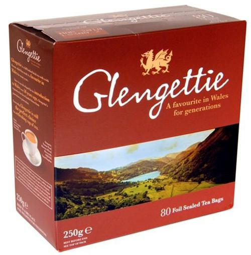Glengettie Tea 80's