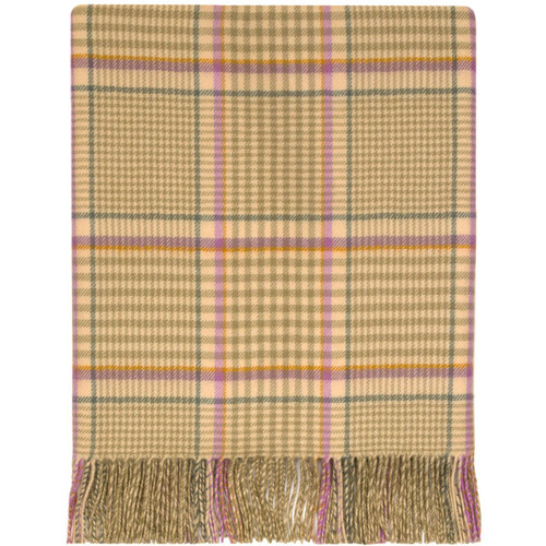 tyree tan Lambswool Throw