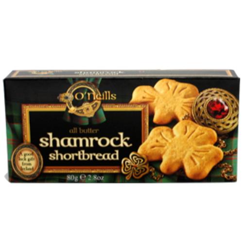 O'Neill's Shamrock Shortbread