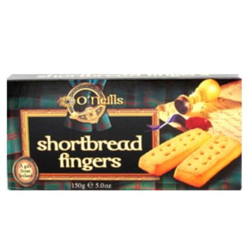 O'Neill's Shortbread Fingers