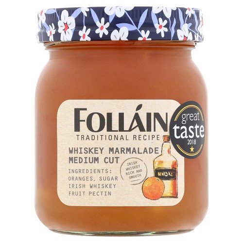 Follain Whiskey Marmalade Med Cut