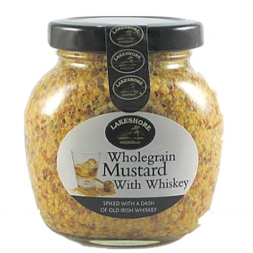 Lakeshore Mustard W\Whiskey