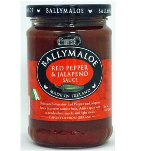 Ballymaloe Pepper & Jalapeno Sauce