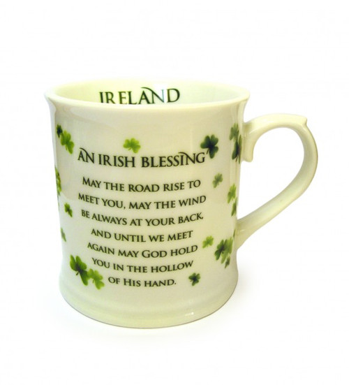 New Irish Blessing Mug Lg