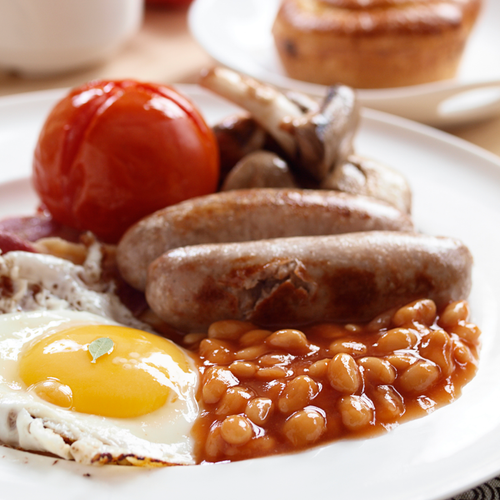 Irish/UK style Breakfast Sausages (Bangers)