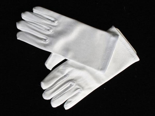 X-LShort Gloves White