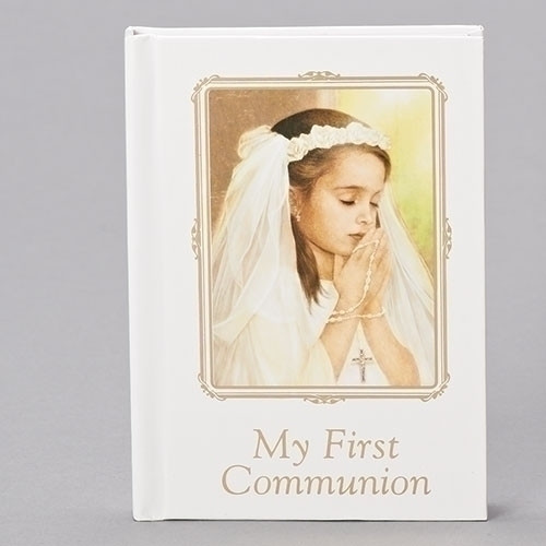 First Communion Book Girls 5""