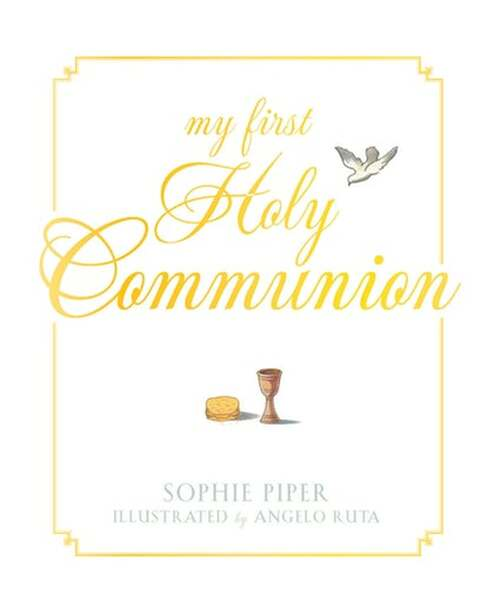 Book,  My First Holy Communion