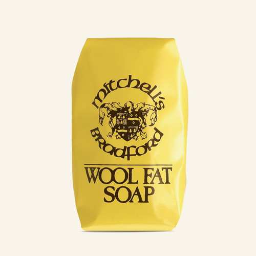 Mitchell's Wool Fat Soap 5.29 ounce