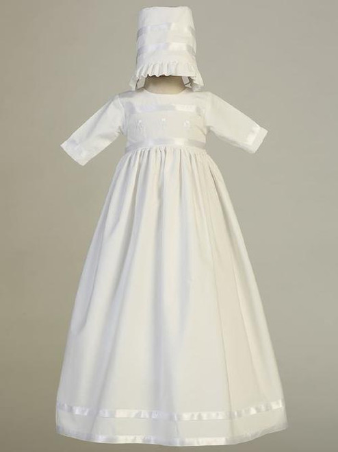 Baptism Dress, Sweet Pea and Lilli Bridget