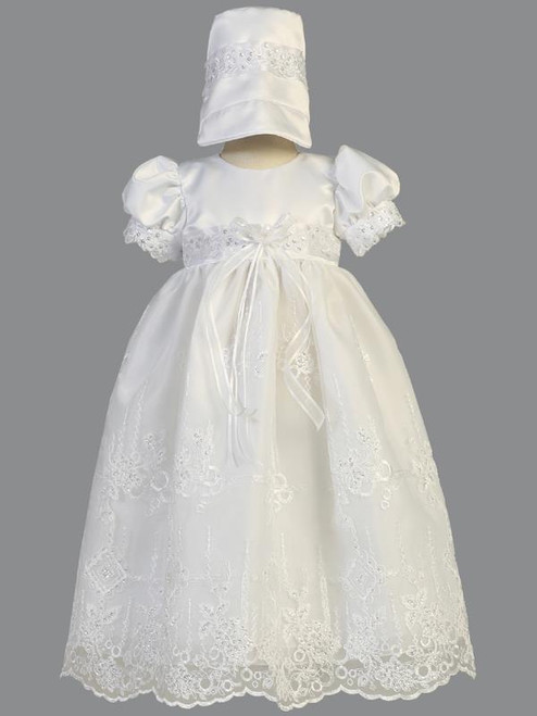 Baptism Dress, Sweet Pea and Lilli Ashley