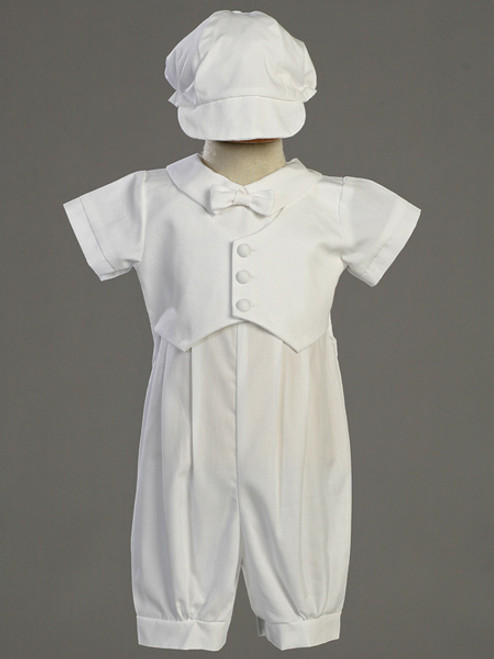 Baptism Boys Suit, Sweet Pea and Lilli Tyler