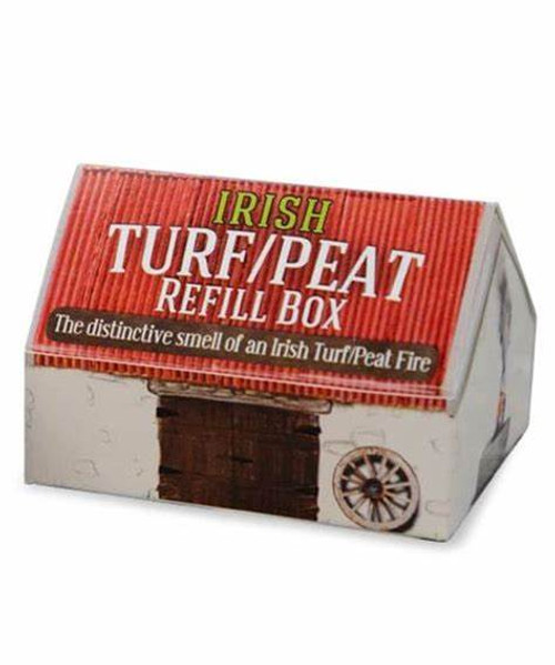 Irish Turf Peat Refill Box