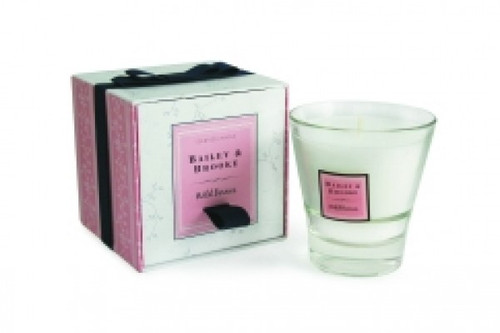 Bailey & Brooke Candle,  Wild Berries Filled Tumbler Glass