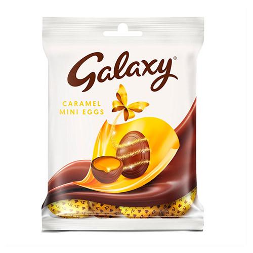 Galaxy Caramel Mini Eggs