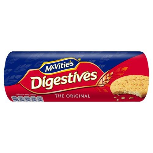 McVities Digestives 400g