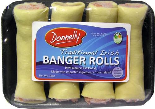 Irish Style Sausage Rolls 4's