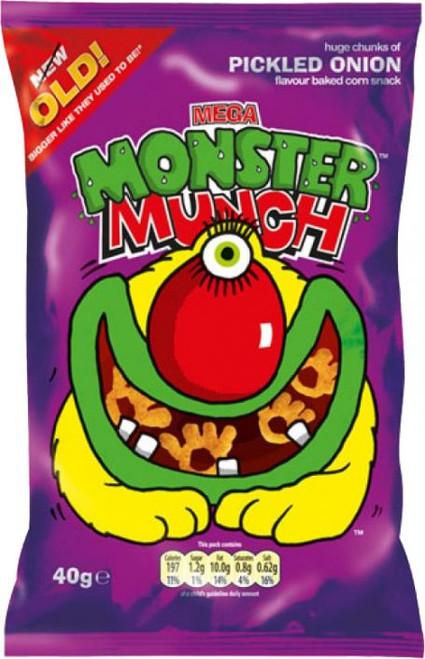 Walkers Monster Munch 40g