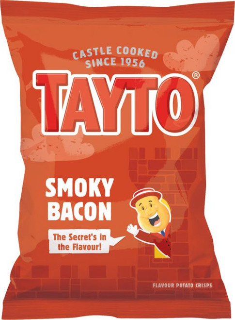 Tayto NI Smokey Bacon 37.5g