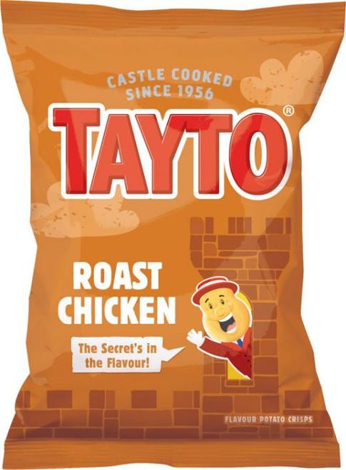 Tayto NI Roast Chicken 37.5g