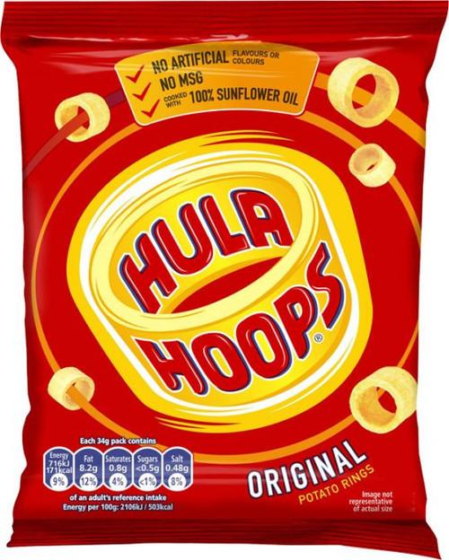 KP Hula Hoops Original 34g