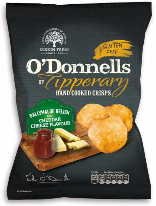 O' Donnells Ballymaloe Relish & Cheddar Cheese 50g (1.8oz)