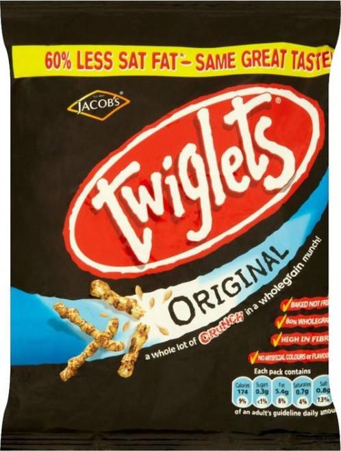 Jacobs Twiglets 45g (1.6oz)