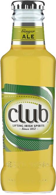 Club Ginger Ale 4 Pk 200ml (6.8fl oz)