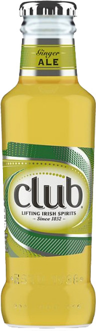 Club Ginger Ale 4 Pk 200ml (6.8fl oz)
