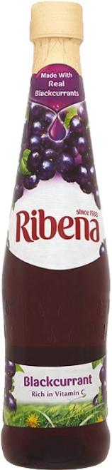 Ribena Concentrate Blackcurrant 600ml (20.3fl oz)