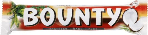Bounty Dark Chocolate Red 57g (2oz)