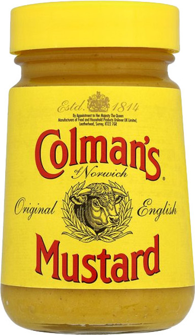 Colman's Imported Mustard 100g (3.5oz)