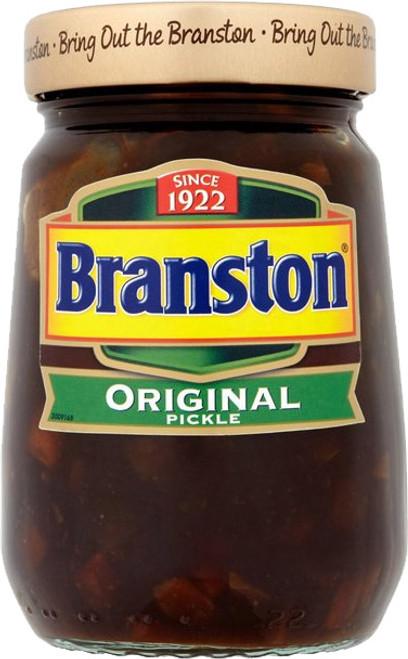 C&B Branston Pickle 360g (12.7oz)