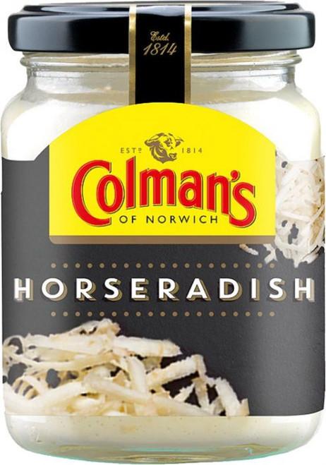 Colman's Horseradish Sauce 136g (4.8oz)