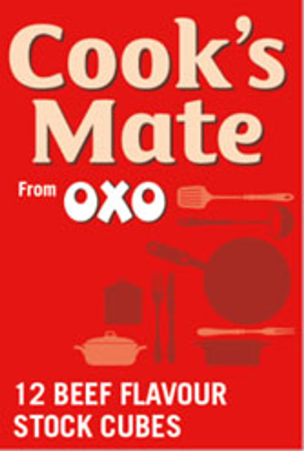 Oxo for Beef (Chefs Mate)12's 71g (2.5oz)