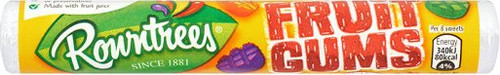 Nestle Fruit Gums 48g (1.7oz) X 36