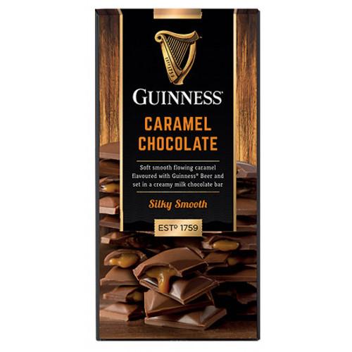 Guinness Caramel Chocalate Bar