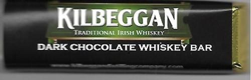 Kilbeggan Dark Chocolate Whiskey Bar