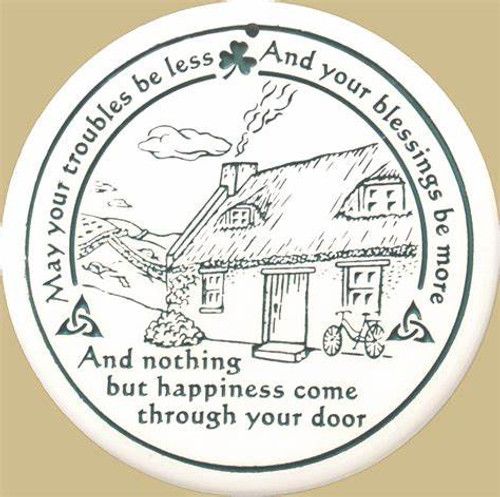 Bread Warmer :Irish Blessing