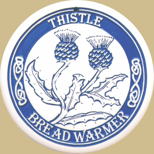 Bread Warmer- Scottish Thistle
