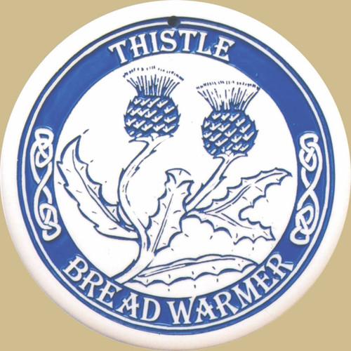Bread Warmer- Scottish Thistle