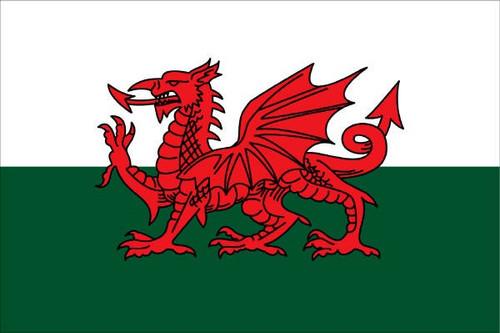 Wales 3 x 5