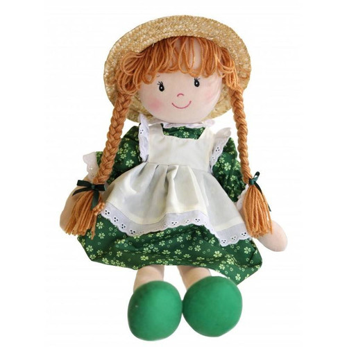 Grainne Irish Rag Doll lg.