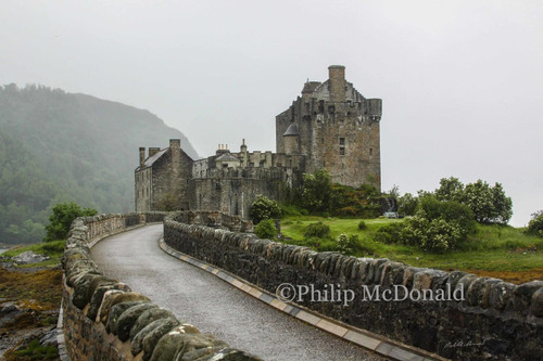 Eilean Donan Castle, Scotland Photo