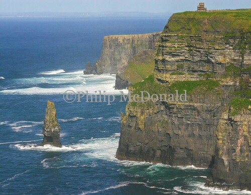 Cliffs of Moher, Co Clare, Ireland Photo